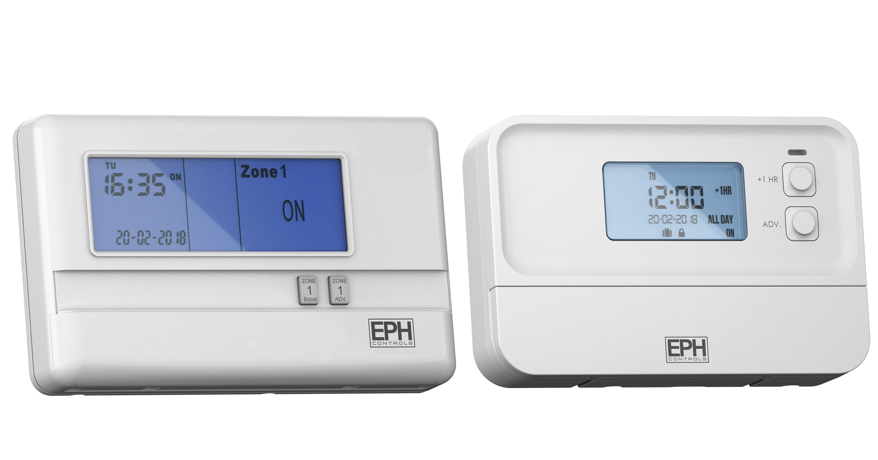 1 Zone Timeswitch Eph Controls Wiring Thermostat To Boiler