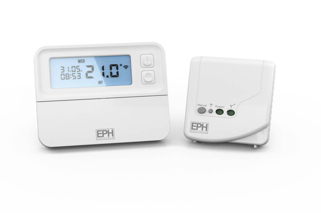 Combipack4 Programmable Rf Thermostat Eph Controls