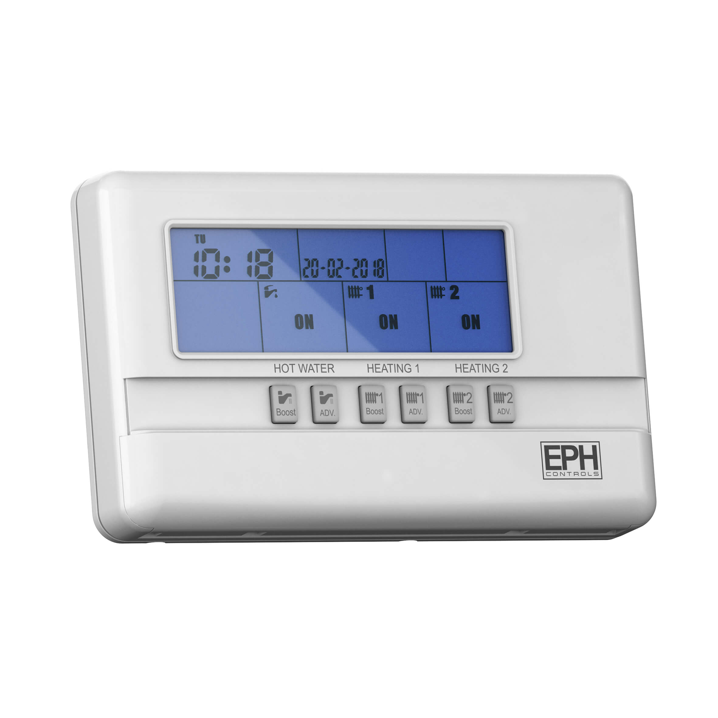 3 Zone Programmer Eph Controls Central Heating Wiring Diagram R37 Hw High Resolution 1045k