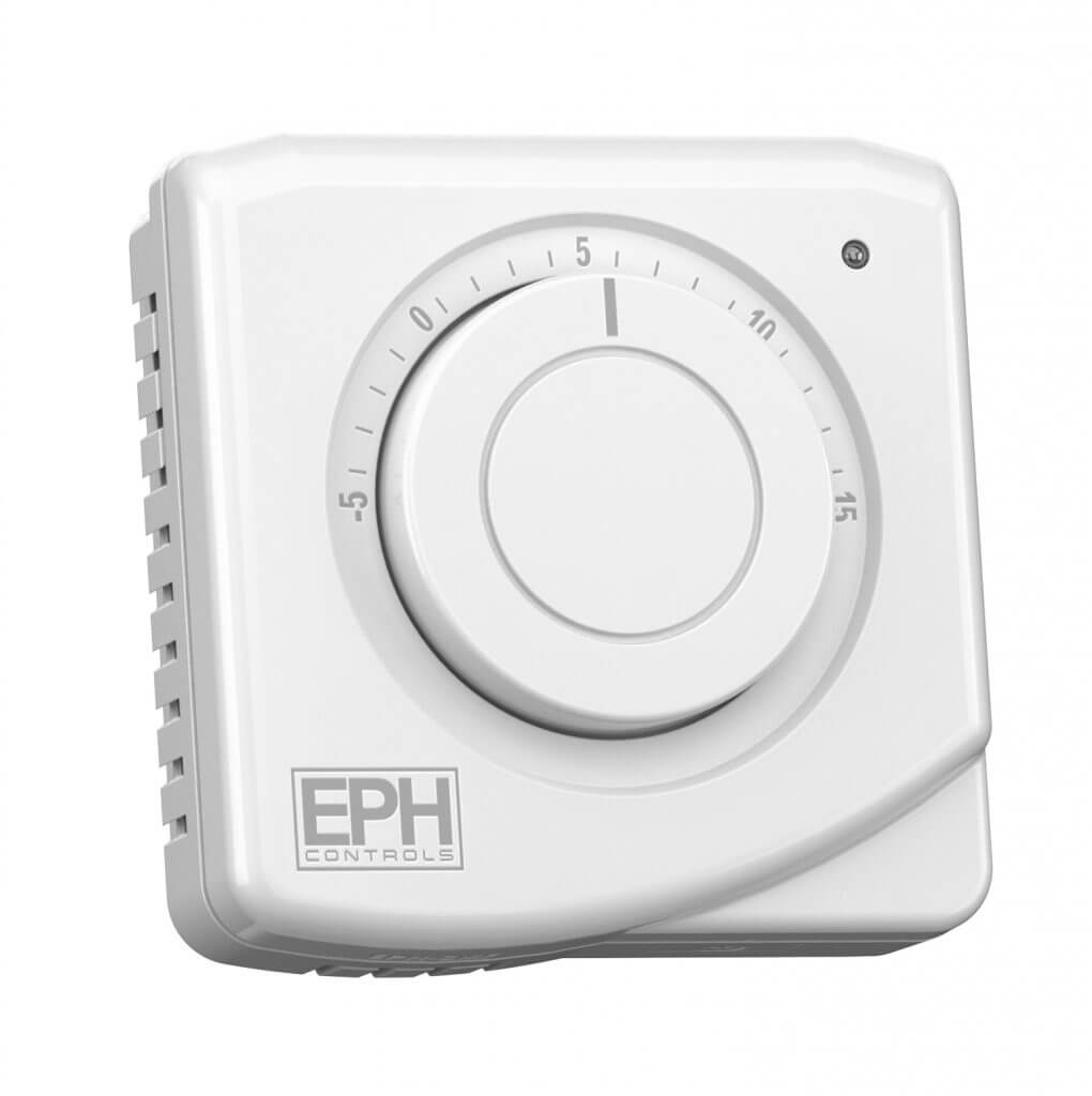 Room Frost Thermostat - EPH Controls on