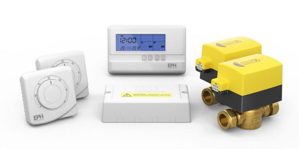 2 Zone Combi Zoning Control Pack