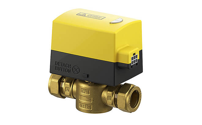 Motorised Valves Image