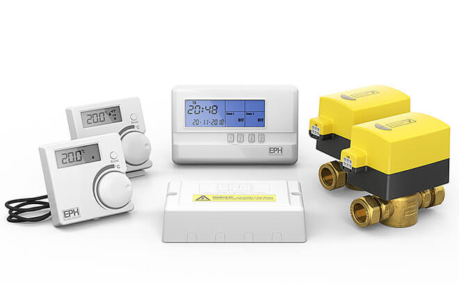 RF Heating Control Packs Image